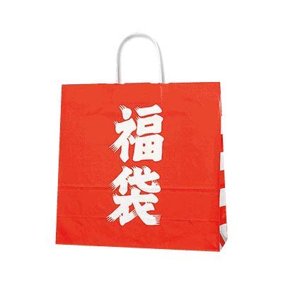福袋の袋【3才】50枚入  幅320×マチ115×高310m...