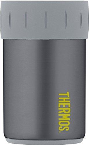 THERMOS ジャストフィット缶クーラー チャコール 2704CH6 並行輸入品 [並行輸入品]