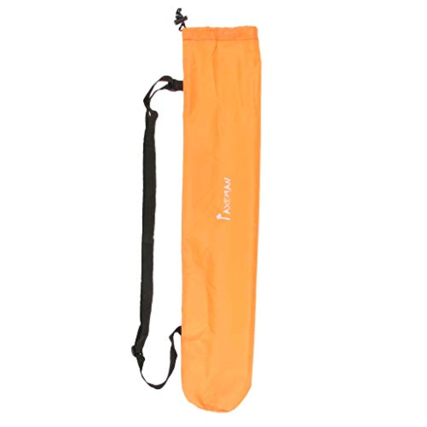 メディカルホースパステルperfk トレッキングポール キャリングバッグ 調節可能 ショルダーストラップ付き 全2色