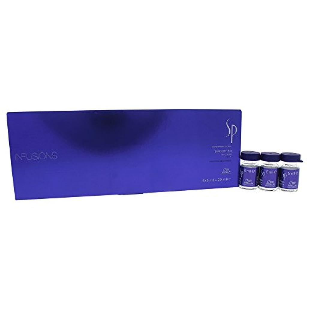 買い物に行くカール構造ウエラSP / スムーズンインフュージョン 5ml×6c ウェラ