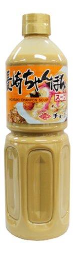 チョーコー 長崎ちゃんぽんスープ 1L (ペット)
