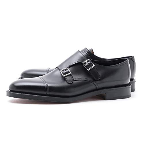 (ジョンロブ) JOHN LOBB ダブルモンクストラップ シューズ/革靴/WILLIAM ウィリアム ラスト 9795 [並行輸入品]