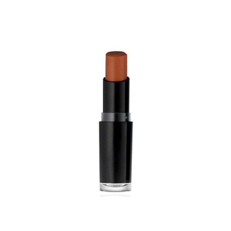 保持する傷跡ラベ(6 Pack) WET N WILD Mega Last Matte Lip Cover - Bare It All (並行輸入品)