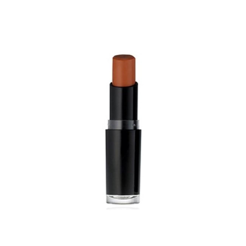 壊滅的なパンフレットつばWET N WILD Mega Last Matte Lip Cover - Bare It All (並行輸入品)