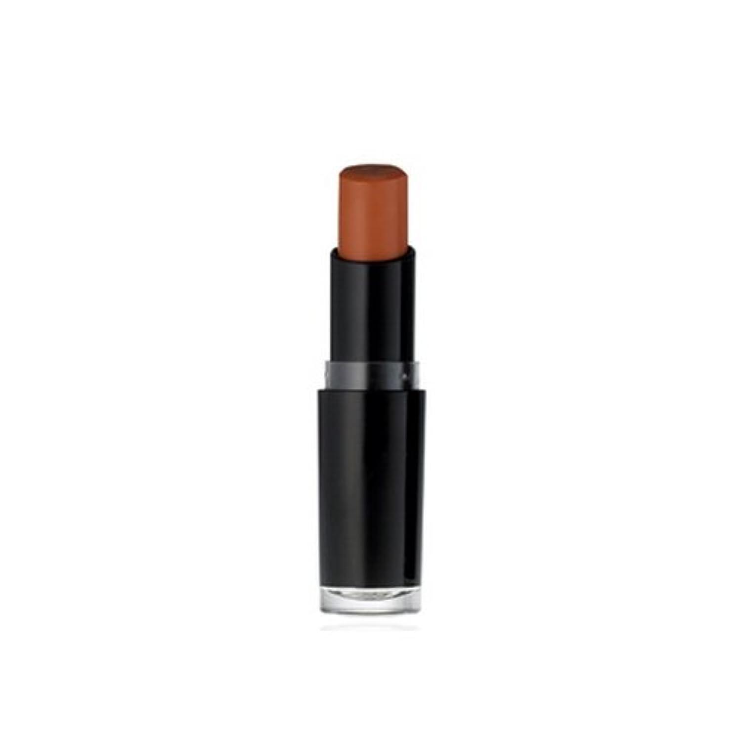 デンマーク信者隣接する(6 Pack) WET N WILD Mega Last Matte Lip Cover - Bare It All (並行輸入品)
