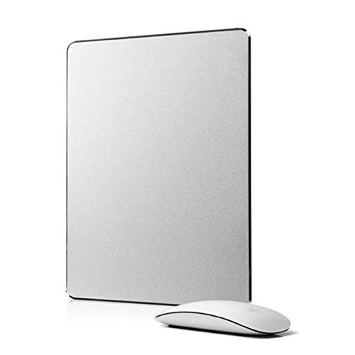 LOE(ロエ) Aluminum Mouse Pad アルミニウム マウスパッド 光学式マウス 対応 240mm x 180mm (Small)