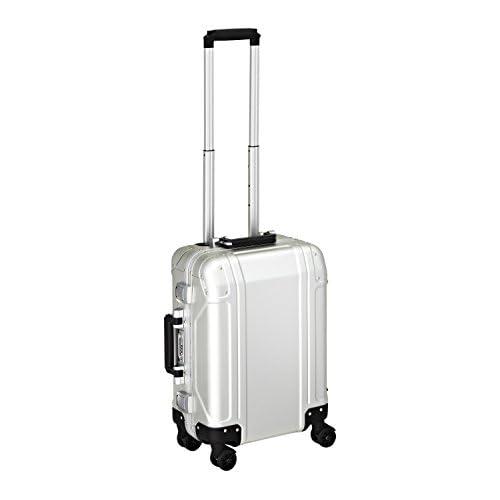 [ゼロハリバートン] ZEROHALLIBURTON ZR-Geo Trolley 19inch キャリーバッグ [並行輸入品]Geo Aluminum Carry-On Luggage