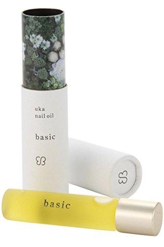 ウカ(uka) ネイルオイル basic(ベーシック)〈微香タイプ〉 5ml