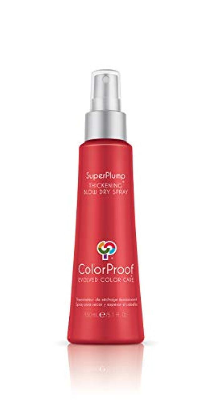 鼻リーチうっかりColorProof Evolved Color Care ColorProof色ケア当局SuperPlump肥厚フェラドライスプレー、5.1オズ 5.1オンス 赤