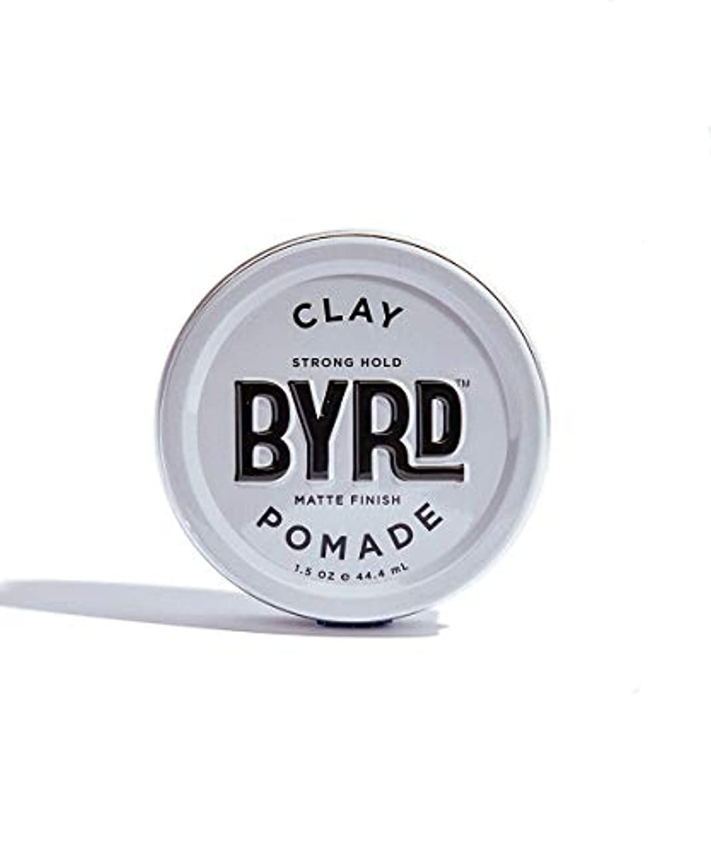 物質アプローチ容疑者BYRD/クレイポマード 42g メンズコスメ ワックス ヘアスタイリング かっこいい モテ髪