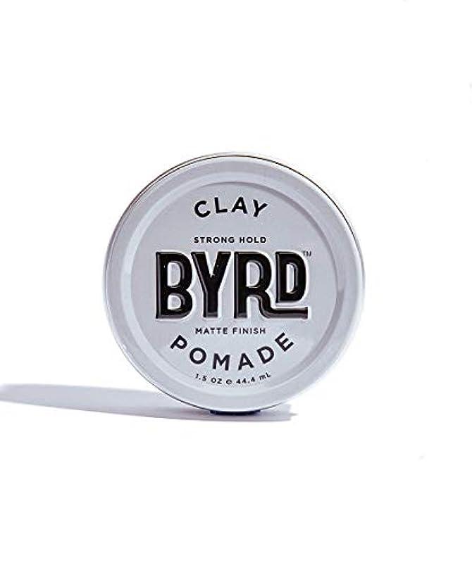セラフ家庭教師エンゲージメントBYRD/クレイポマード 42g メンズコスメ ワックス ヘアスタイリング かっこいい モテ髪