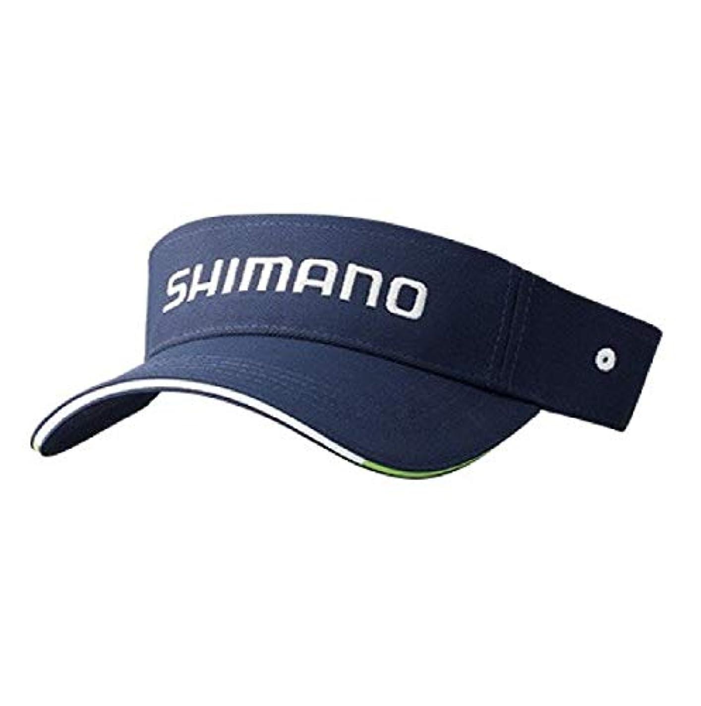 手荷物しなやか反抗シマノ(SHIMANO) スタンダードサンバイザー CA-043S