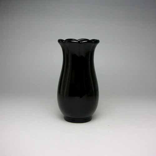 [해외]플라워베이스 (블랙) 14cm/Flower base (black) 14 cm