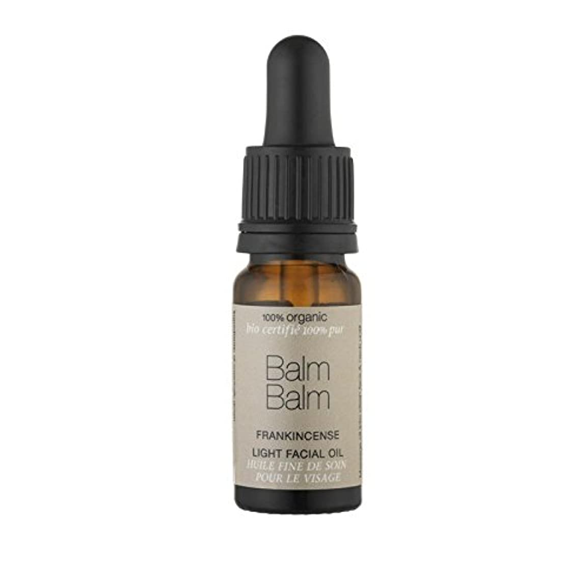 アッティカス保守的ヒューバートハドソンBalm Balm Frankincense Organic Light Facial Oil 30ml (Pack of 6) - バームバーム乳香有機光フェイシャルオイル30ミリリットル x6 [並行輸入品]