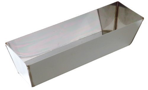 Hyde Tools 9012 12-Inch Stainless Steel Joint Compound Mud Pan with Heli-Arc by Hyde Tools [並行輸入品]