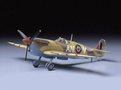 1/48 傑作機 No.35 1/48 スーパーマリン スピットファイア Mk.Vb TROP 61035