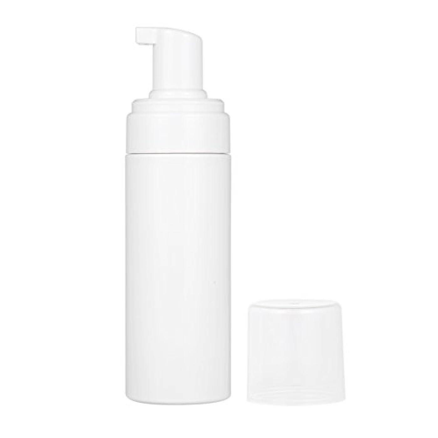要求借りている隠されたDecdeal 泡立て器 1pc 150ML(5.2oz)発泡ポンプボトル 詰め替え ポータブル旅行 ムースソーププラスチック
