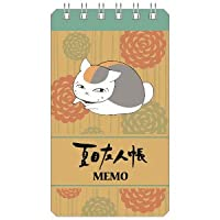 ヒサゴ 夏目友人帳 ニャンコ先生のリングメモ(ごきげん) HG8712