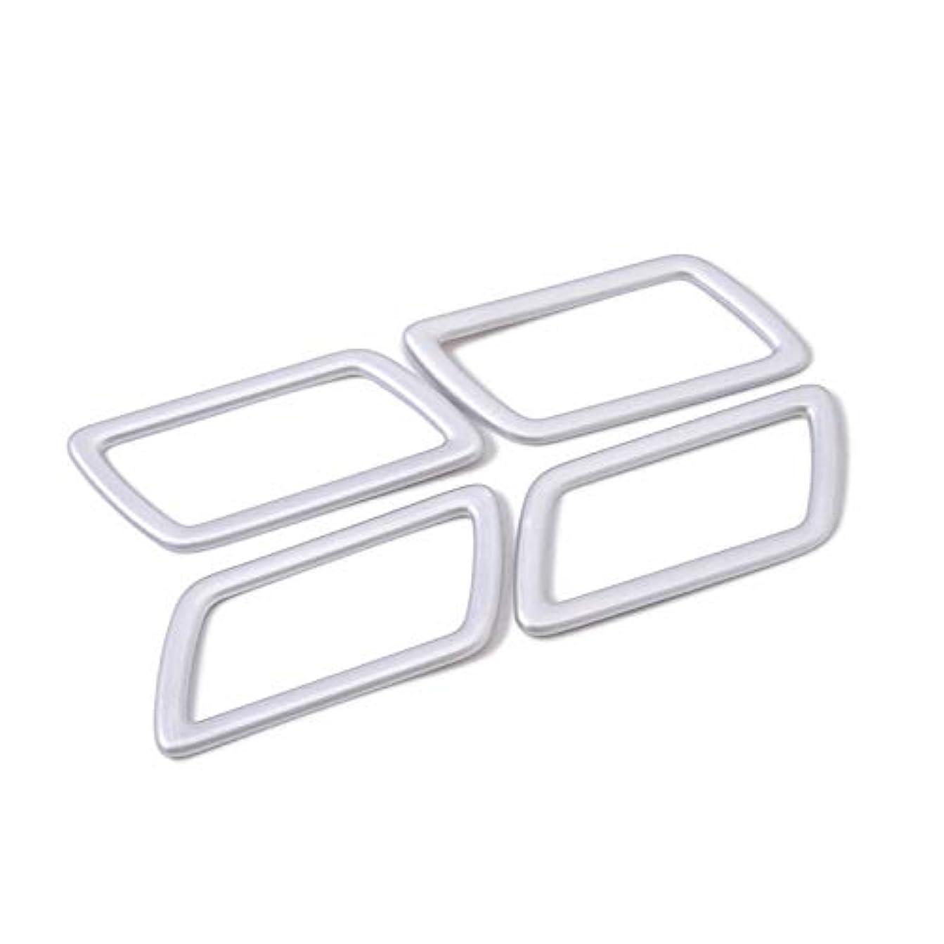 小屋ポーク拳Jicorzo - Car Interior Door Handle Cover Trim Sticker Armrest Storage Box Panel Fit for Chevrolet Equinox 2018 Car Accessories Styling