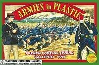 French Foreign Legion 1915 Gallipoli Infantry (20) 1-32 Armies in Plastic [並行輸入品]