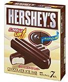 ロッテ ハーシーズ チョコレートアイス ボックス7本入×8個入