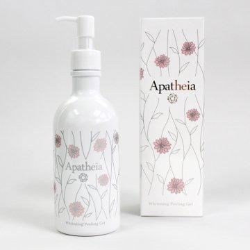 アパティア 薬用美白 ピーリングゲル プラチナム