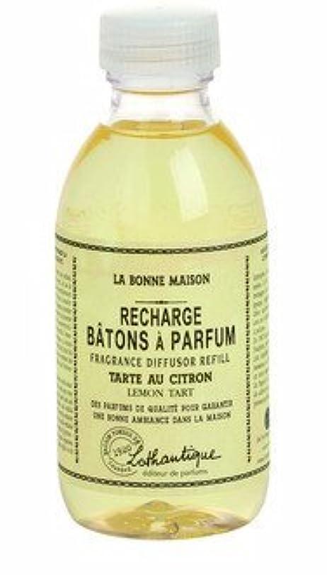 フルーティーさまよう小康Lothantique(ロタンティック) LES Bonne Maison(ボンメゾンシリーズ) フレグランスブーケ専用リフィル 200ml 「ホワイトティー」 3420070039347