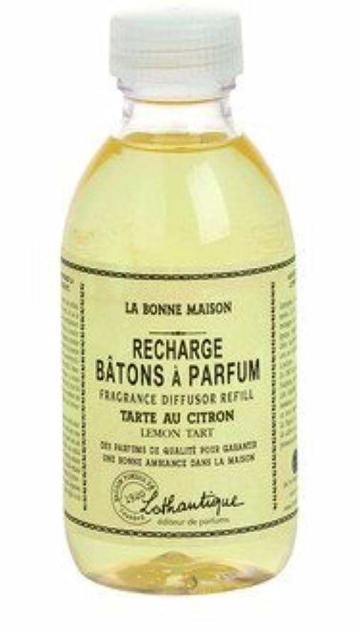 くぼみ中で気になるLothantique(ロタンティック) LES Bonne Maison(ボンメゾンシリーズ) フレグランスブーケ専用リフィル 200ml 「ホワイトティー」 3420070039347