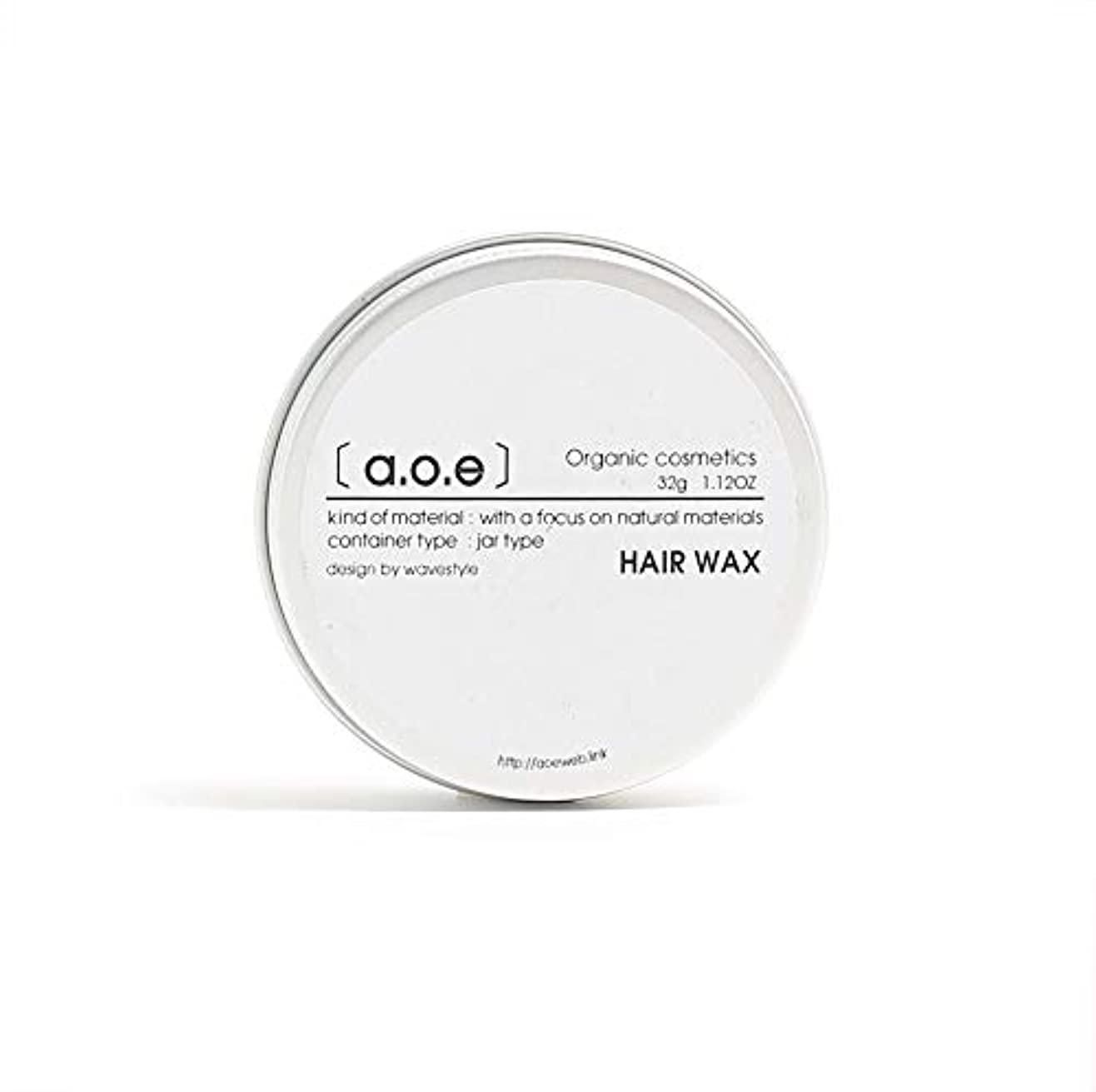 違法地上でカレッジaoe オーガニック ヘアワックス & バーム 【 Organic Wax & Balm】