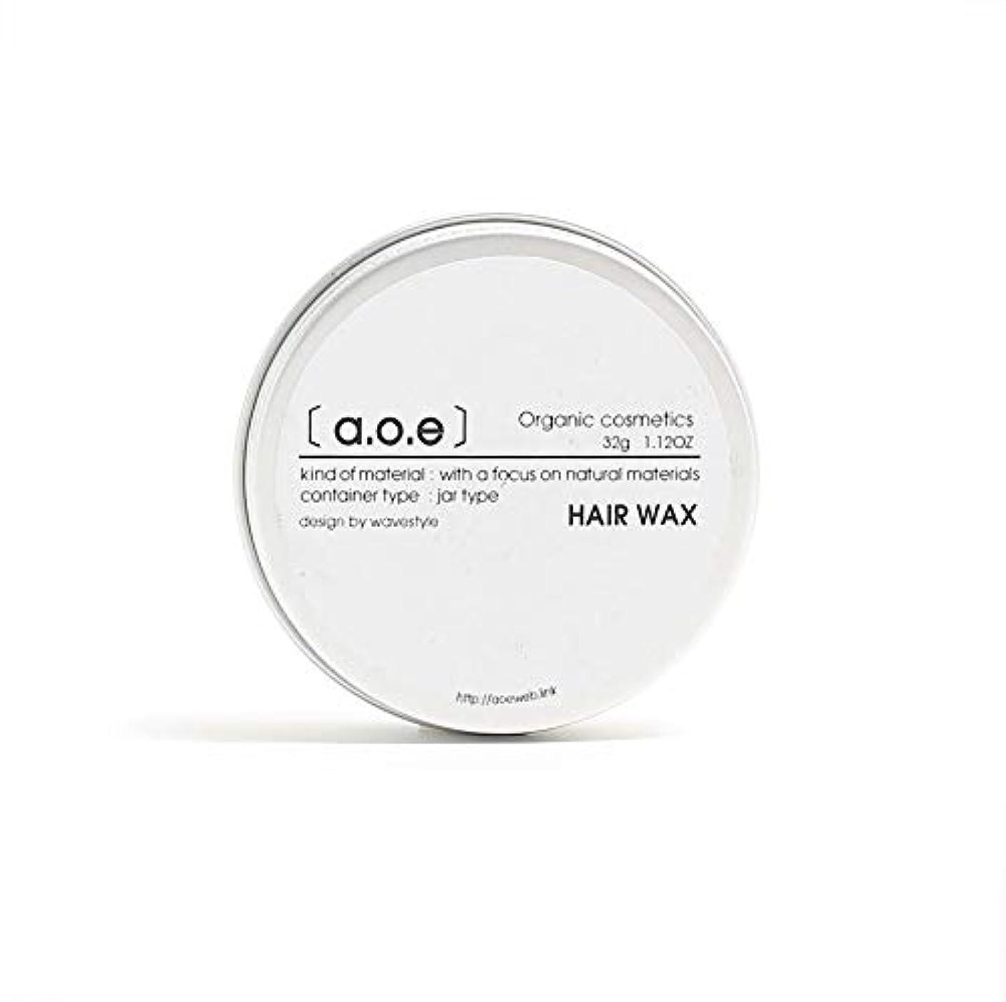 大脳悪性のバンジョーaoe オーガニック ヘアワックス & バーム 【 Organic Wax & Balm】
