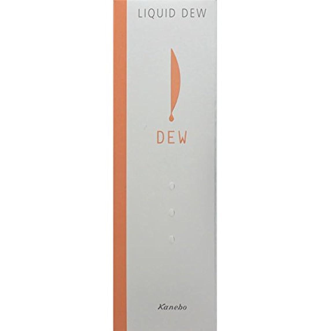 染料バイアスいくつかのカネボウ DEW リクイドデュウ【オークルB】(保湿液?ファンデーション