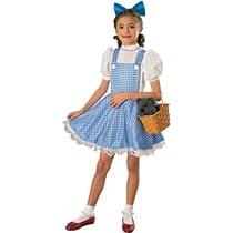 Rubies Costumes オズの魔法使い ドロシー デラックス 子供用コスチューム Lサイズ