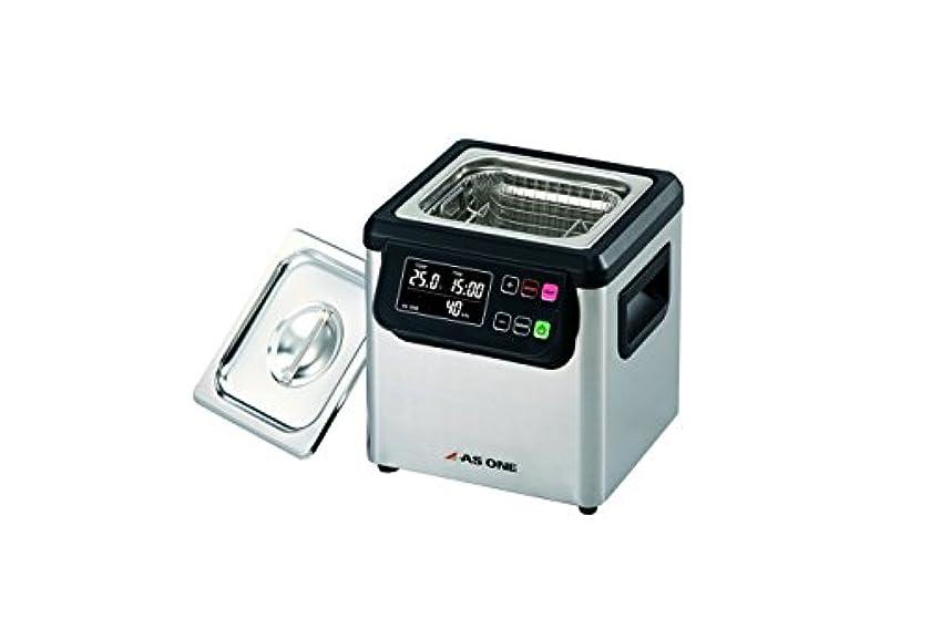まだ測定抵抗超音波洗浄器(二周波)