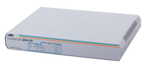 アライドテレシス CentreCOM AR415S ルーター 0195R