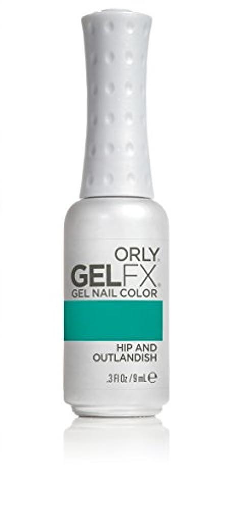 Orly GelFX Gel Polish - Hip and Outlandish - 0.3oz/9ml