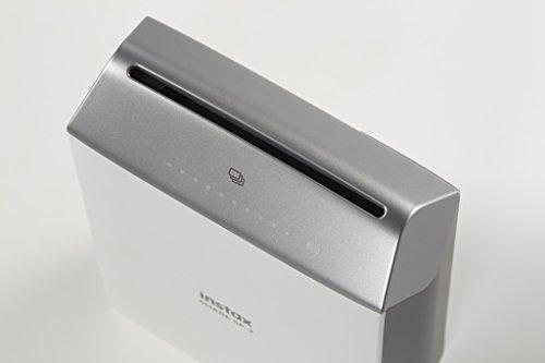"""FUJIFILM スマートフォン用プリンター """"スマホdeチェキ"""" instax SHARE SP-2 シルバー"""