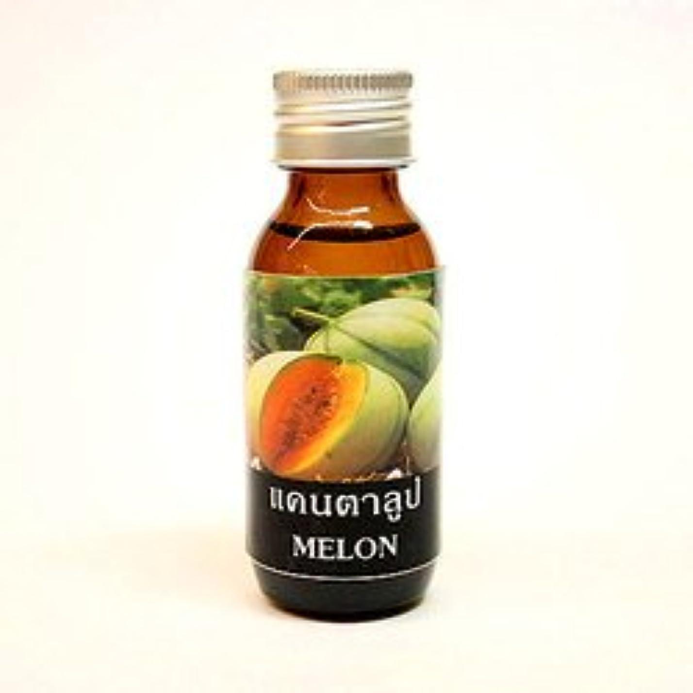 病んでいる散逸グリルメロン 〔MELON〕 アロマテラピーオイル 30ml アジアン雑貨