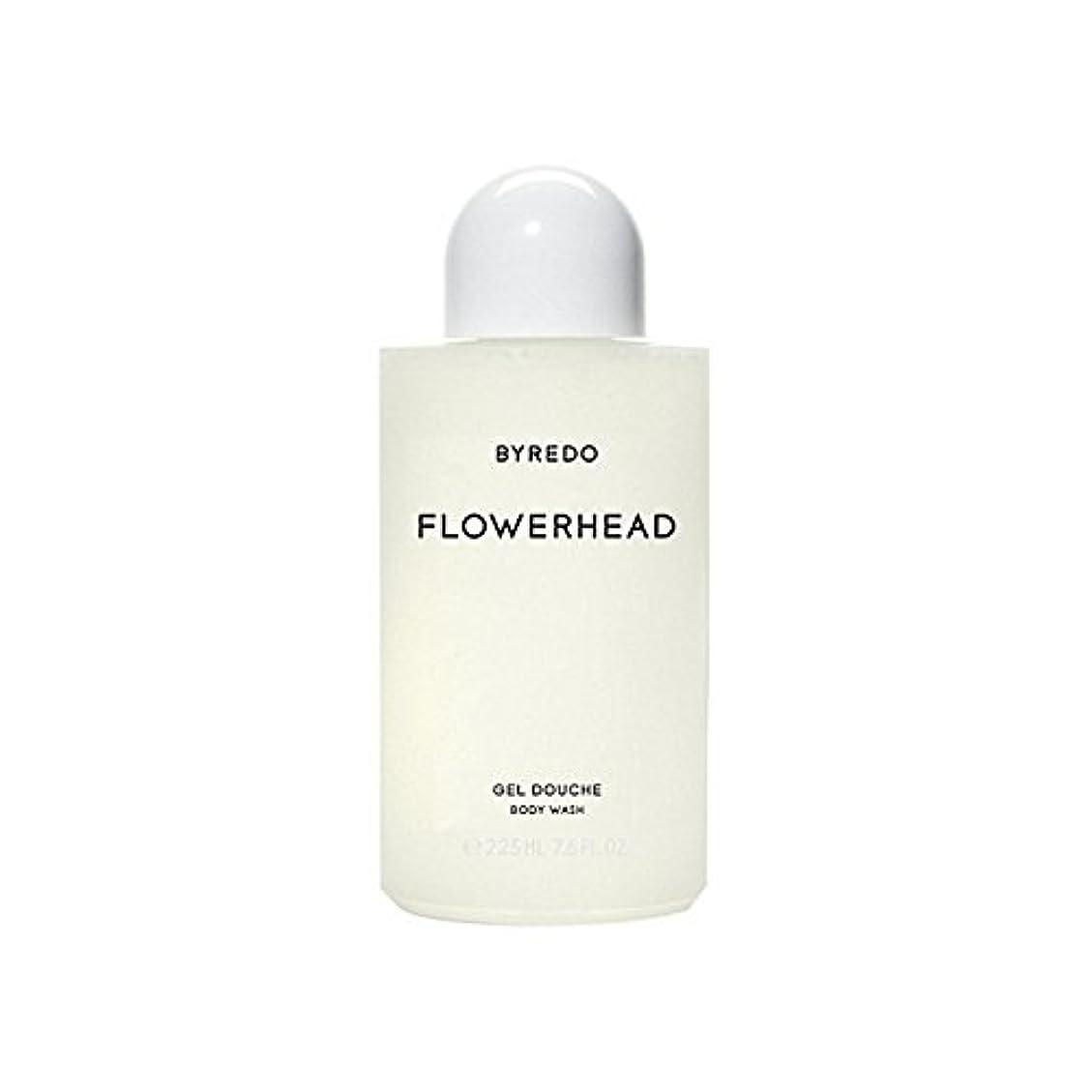 忠実な活力不倫Byredo Flowerhead Body Wash 225ml - ボディウォッシュ225ミリリットル [並行輸入品]