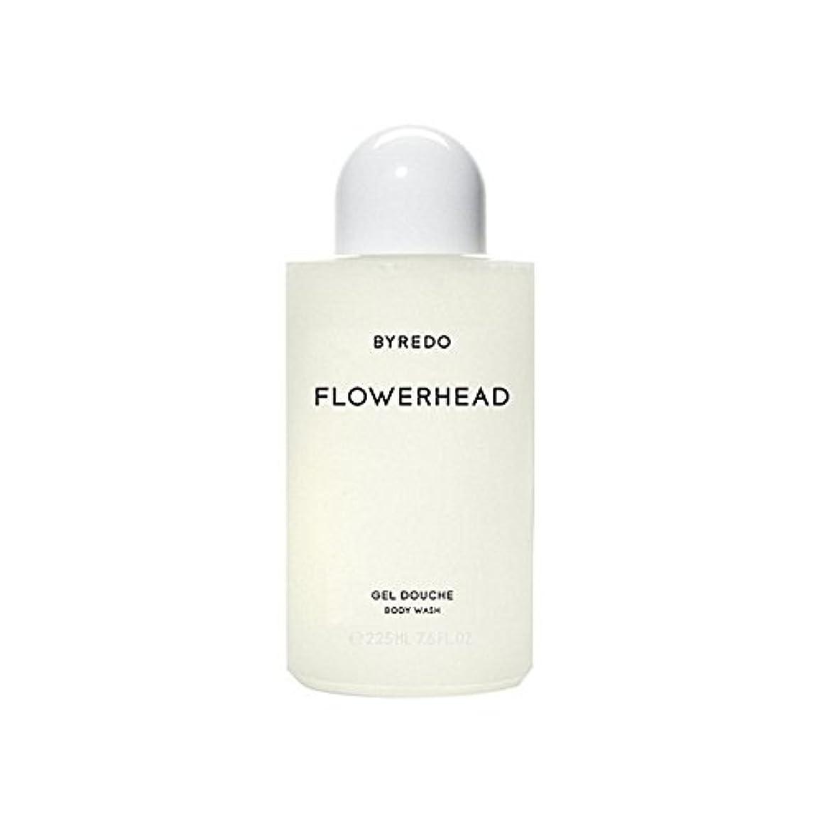 凍る選出する専門用語Byredo Flowerhead Body Wash 225ml - ボディウォッシュ225ミリリットル [並行輸入品]