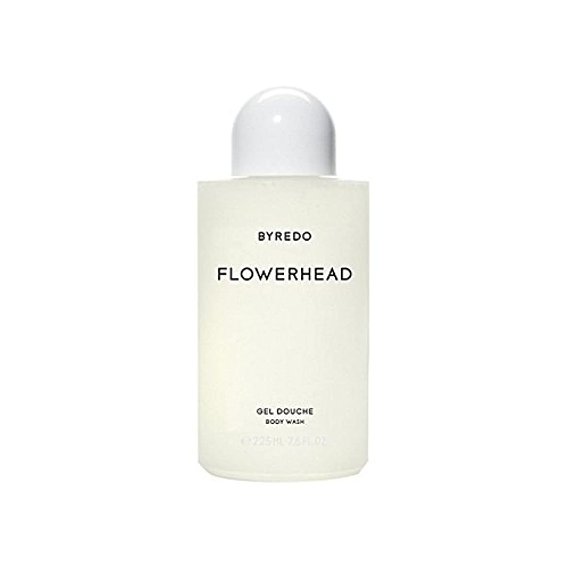 経過撤退拷問Byredo Flowerhead Body Wash 225ml - ボディウォッシュ225ミリリットル [並行輸入品]