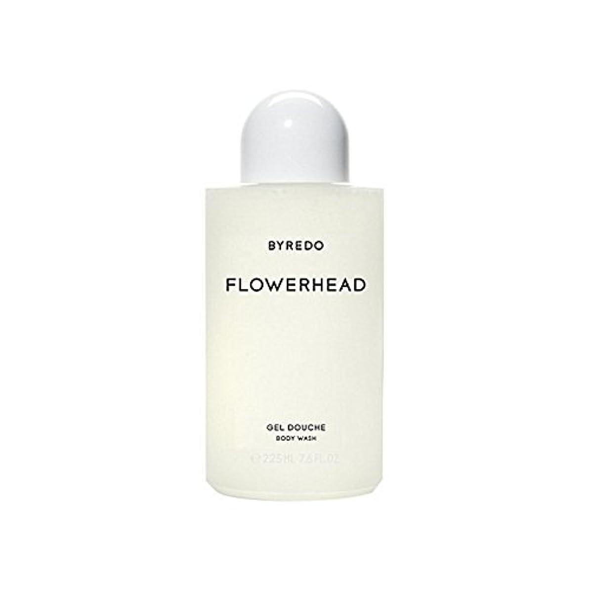 日食非難する肥料Byredo Flowerhead Body Wash 225ml - ボディウォッシュ225ミリリットル [並行輸入品]