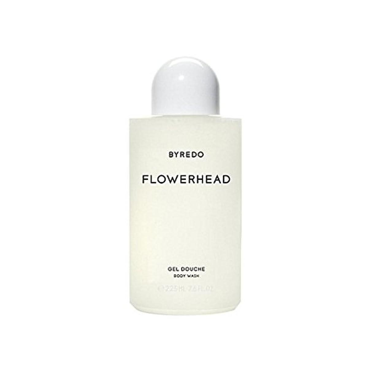 晩ごはん上下する対人Byredo Flowerhead Body Wash 225ml - ボディウォッシュ225ミリリットル [並行輸入品]