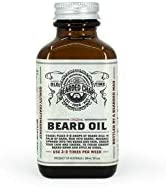 The Bearded Chap Original Beard Oil, 89 milliliters