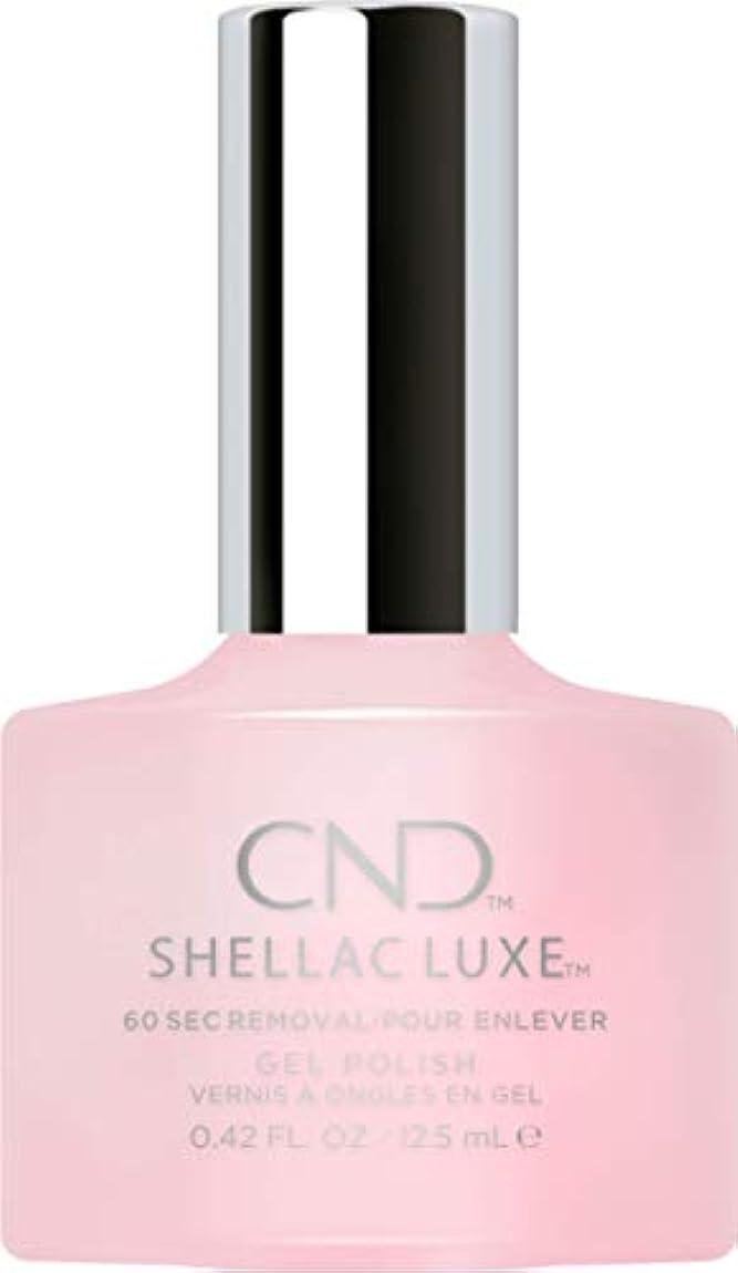 顎苛性取り扱いCND Shellac Luxe - Beau - 12.5 ml / 0.42 oz
