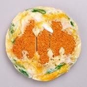 食品サンプル パーツ 規格完成品 かつ丼(矢切ねぎ) 23-013-17675