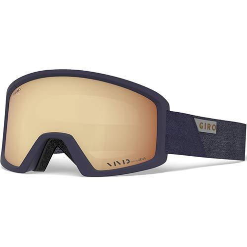 [ジロ] メンズ BLOK AF ブロック アジアンフィット スノーボードゴーグル Midnight Peak Vivid Copper 20 70950