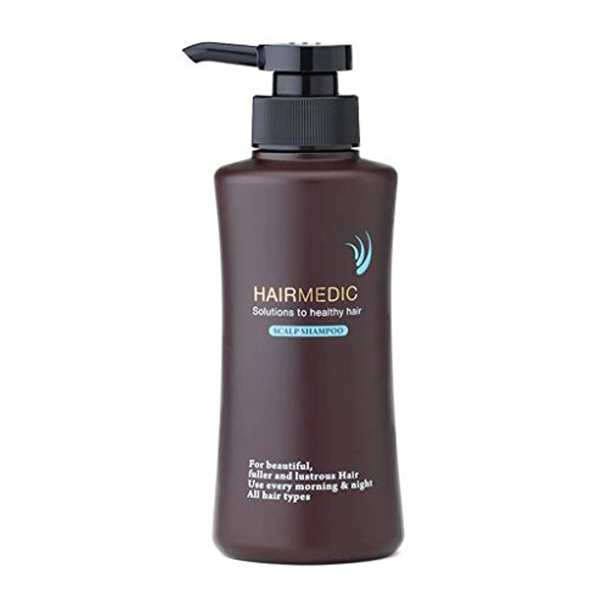 窒素資産動揺させるヘアメディック(HAIRMEDIC) スカルプシャンプー 【頭皮ケアシャンプー】300ml