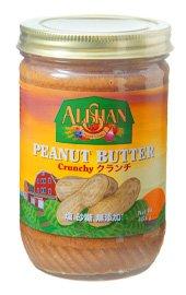 Alishan ピーナッツバター クランチ ×8セット