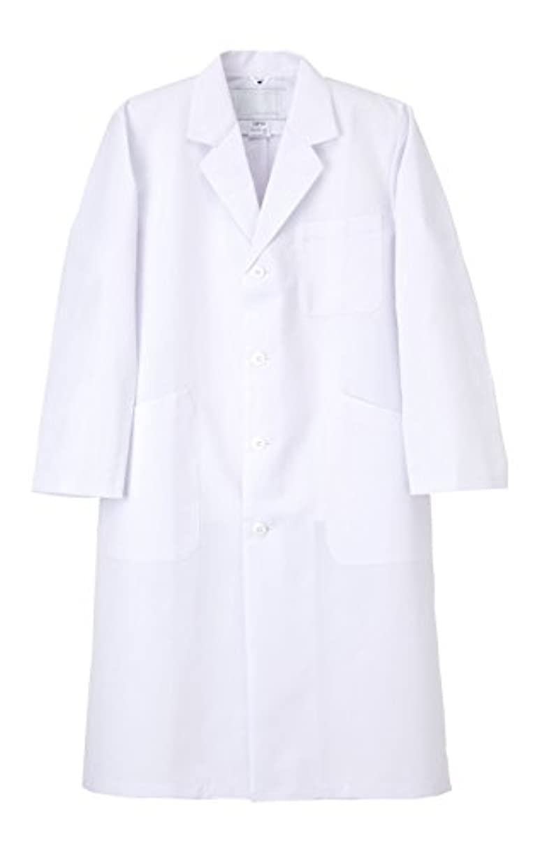 読みやすい長老知らせる(ナガイレーベン) NAGAILEBEN 男子 シングル 長袖 診察衣 ドクターウェア 白衣 TAP-65