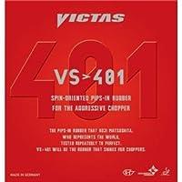 ヤマト卓球 VICTAS(ヴィクタス) 裏ソフトラバー VS>401 020271 レッド 1.8